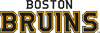 Boston Bruins Wordmark