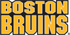 Boston Bruins 1972 Wordmark
