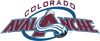 Colorado Avalanche 2001 Wordmark