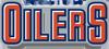 Edmonton Oilers 1984 Wordmark