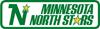 Minnesota North Stars 1991 Wordmark