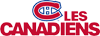 Montreal Canadiens 1977 Wordmark
