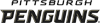 Pittsburgh Penguins Wordmark
