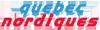 Quebec Nordiques 1985 Wordmark